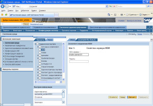 SAP EP content MDM System