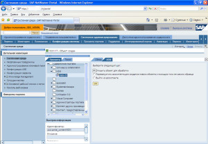 MDM System Edit in SAP Portal content