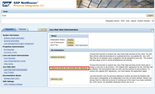 java-web-start-administration