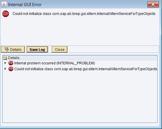 esr_start_error__internal_problem